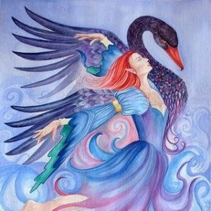 Faerie Art - Maiden Flight