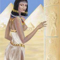 Egyptian Spellcaster