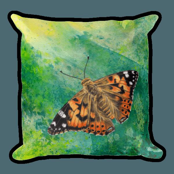 mockup 01f8d3b2 600x600 - Painted Lady Cushion