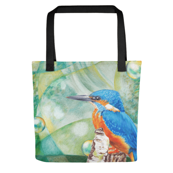 Fisher King Tote Bag