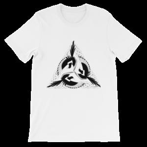 mockup 8b12b8b6 300x300 - Celtic Magpies Unisex T-shirt