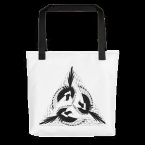 mockup f83496af 300x300 - Celtic Magpies Tote bag